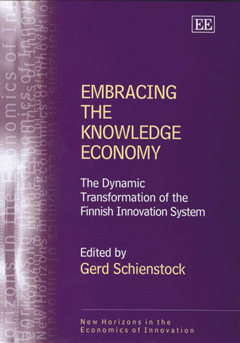Embracing the Knowledge Economy