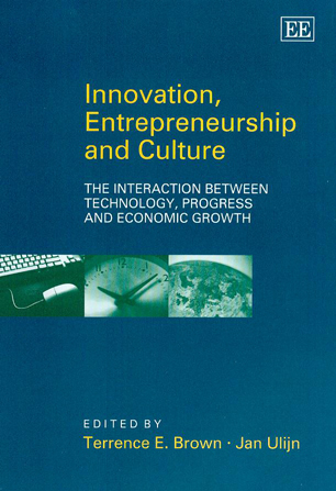 Innovation, Entrepreneurship and Culture