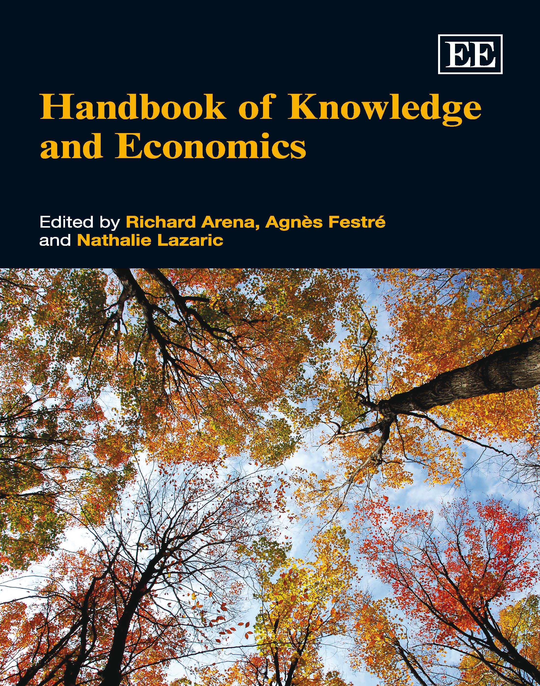 Handbook of Knowledge and Economics