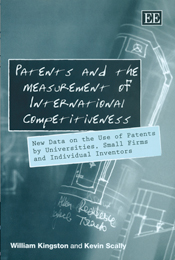 Patents and the Measurement of International Competitiveness