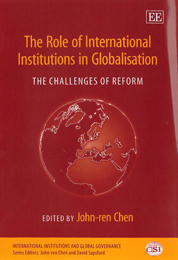 The Role of International Institutions in Globalisation