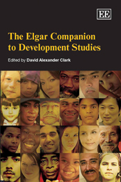 The Elgar Companion to Development Studies
