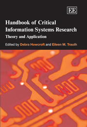 Handbook of Critical Information Systems Research