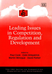 Leading Issues in Competition, Regulation and Development