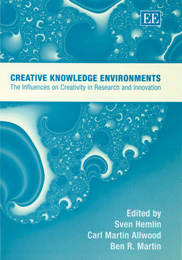 Creative Knowledge Environments