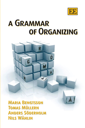 A Grammar of Organizing