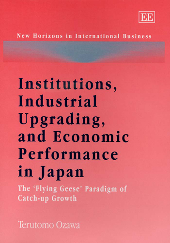 Institutions, Industrial Upgrading, and Economic Performance in Japan