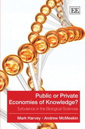 Public or Private Economies of Knowledge?