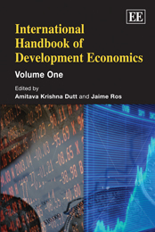 International Handbook of Development Economics, Volumes 1  &  2