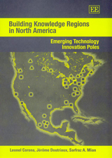 Building Knowledge Regions in North America