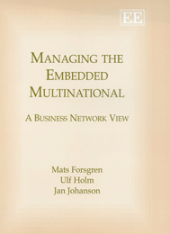 Managing the Embedded Multinational