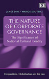 The Nature of Corporate Governance