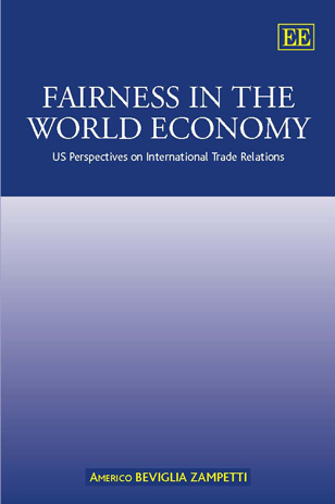Fairness in the World Economy