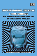 Investigating Welfare State Change