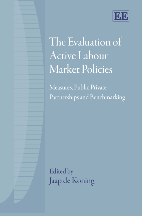 The Evaluation of Active Labour Market Policies