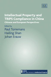 Intellectual Property and TRIPS Compliance in China