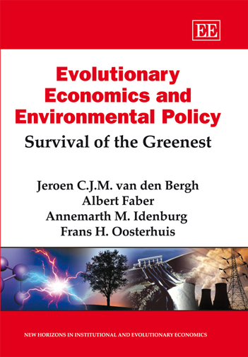 Evolutionary Economics and Environmental Policy