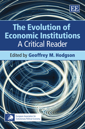 The Evolution of Economic Institutions