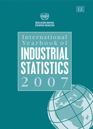 International Yearbook of Industrial Statistics 2007