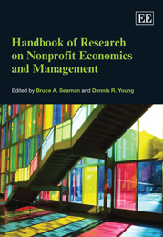 Handbook of Research on Nonprofit Economics and Management