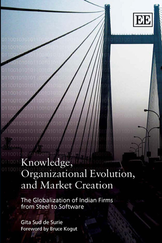 Knowledge, Organizational Evolution, and Market Creation
