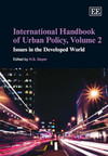 International Handbook of Urban Policy, Volume 2