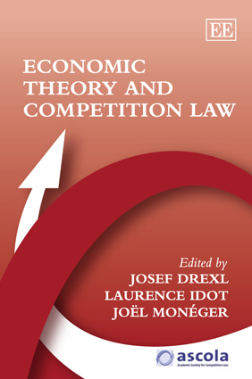 Economic Theory and Competition Law