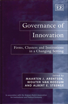 Governance of Innovation