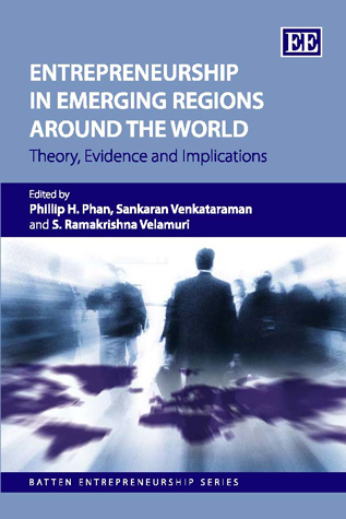 Entrepreneurship in Emerging Regions Around the World
