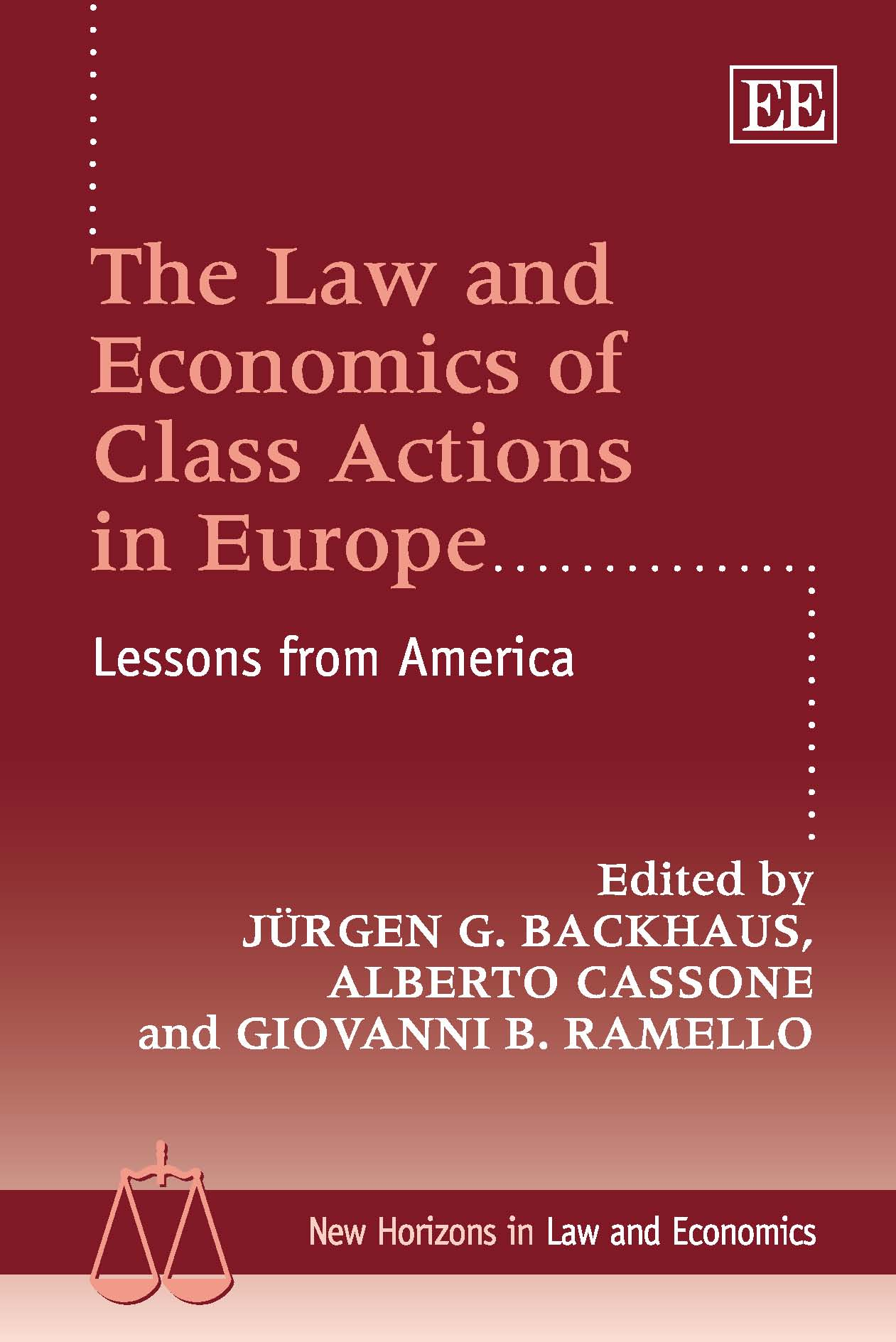 The Law and Economics of Class Actions in Europe