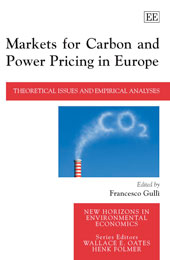 Markets for Carbon and Power Pricing in Europe