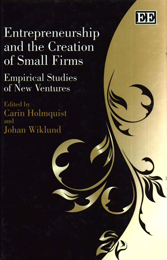 Entrepreneurship and the Creation of Small Firms
