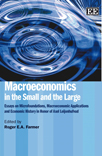 Macroeconomics in the Small and the Large