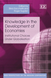 Knowledge in the Development of Economies