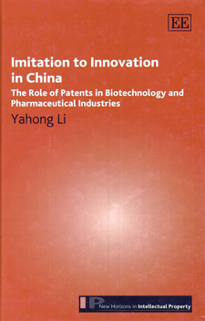 Imitation to Innovation in China