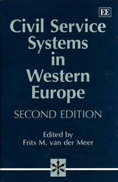 Civil Service Systems in Western Europe, Second Edition