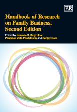 Handbook of Research on Family Business, Second Edition