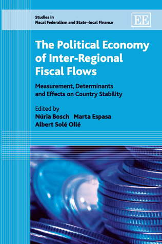 The Political Economy of Inter-Regional Fiscal Flows