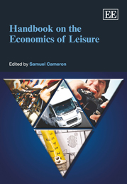 Handbook on the Economics of Leisure