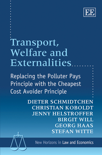 Transport, Welfare and Externalities