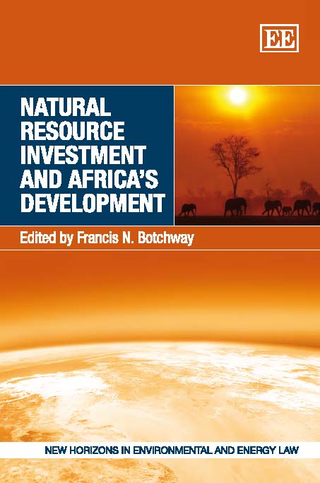 Natural Resource Investment and Africa's Development