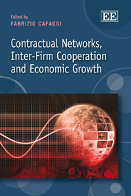Contractual Networks, Inter-Firm Cooperation and Economic Growth