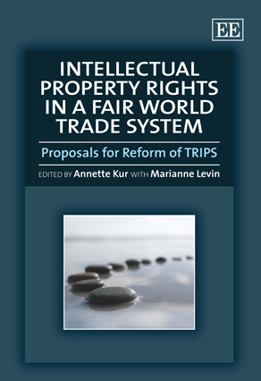 Intellectual Property Rights in a Fair World Trade System