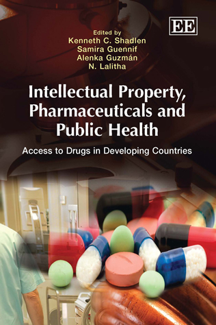 Intellectual Property, Pharmaceuticals and Public Health