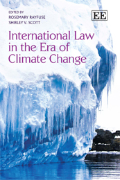 International Law in the Era of Climate Change