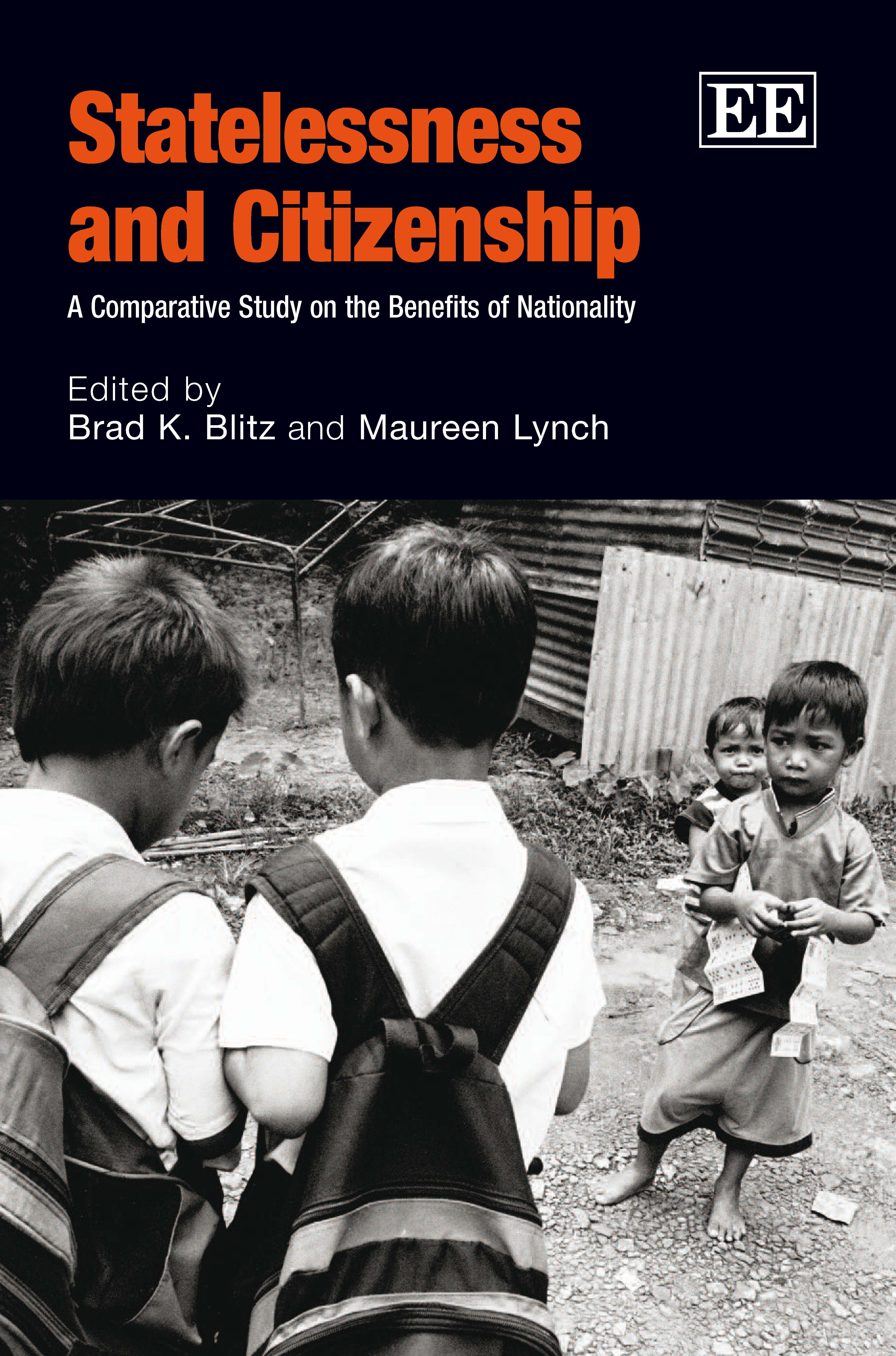 Statelessness and Citizenship