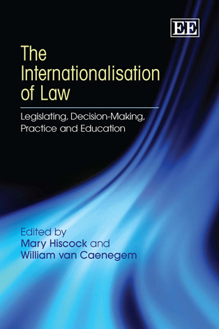 The Internationalisation of Law