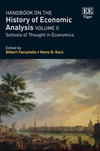 Handbook on the History of Economic Analysis Volume II