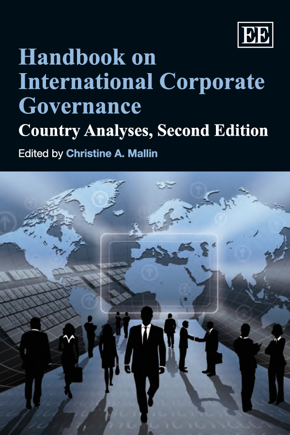 Handbook on International Corporate Governance