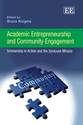 Academic Entrepreneurship and Community Engagement